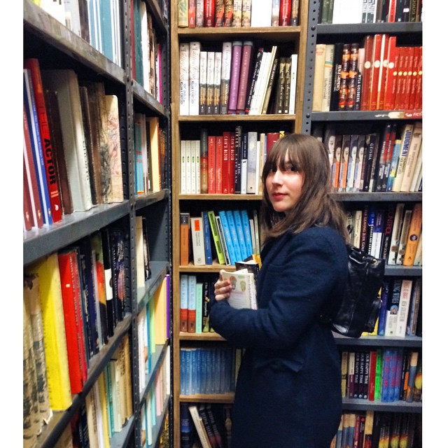 I really like books !  Photo creds à @andrewchristmitchell