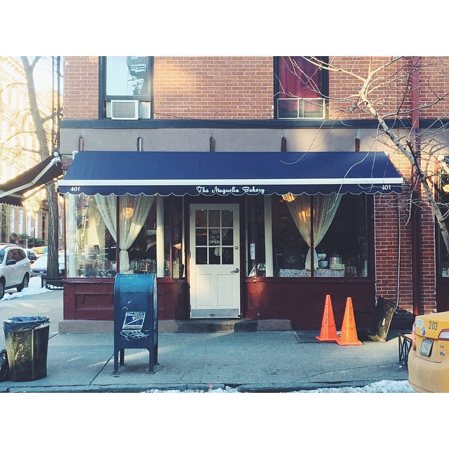 Loved wandering alone around the Greenwich Village this afternoon ???? #magnoliabakery #westvillage #lamodedujour